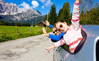 מטיילים באירופה